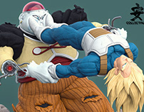 C19 versus Vegeta for KDcollectibles