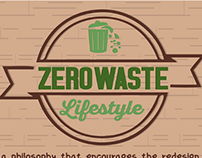Infographic: Zero Waste Lifestyle