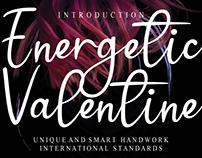 FREE | Energetic Valentine Font