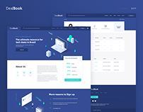 DealBook - Redesign