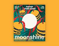 Label Artwork - Mango Chilli Mead