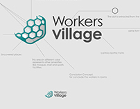 Workers Village Identity & Branding