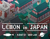 LEMON in JAPAN