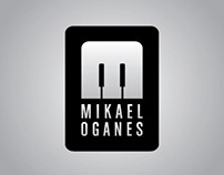 Mikael Oganes & The Sonic Fusion Duo : Logo + Posters