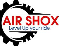 Redesign logo for Air Shox