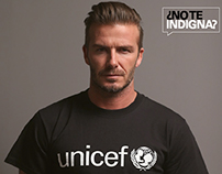 ¿No te indigna? Unicef