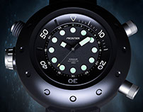 FRONTIER | Modern tool watch brand