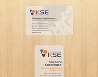 Corporate Identity design for Japanese Company