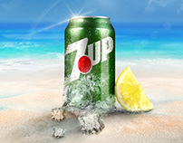 7UP re fresh