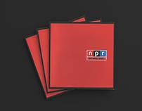 NPR Annual Report Concept