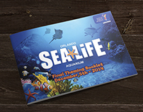 SEA LIFE// Theming Booklet