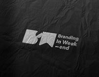 Branding In Weekend