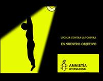Contra la tortura EASD Valencia Amnistia Internacional