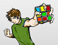 """Speedcubing is the game!"""
