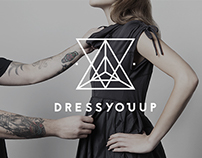 Dress You Up / Fashion Services Branding