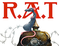 R.A.T logo