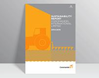 Coromandel - Annual Report Infographic Design