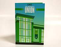 UNT Union Brochure
