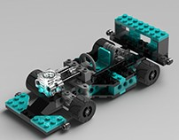 Lego Kart (Year 1)