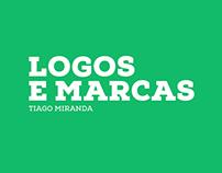 Logos e Marcas de Tiago Miranda