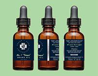 cedar + sage apothecary: branding/packaging