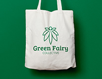 Green Fairy medical marijuana collective logo