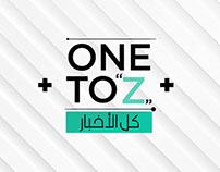 ONE TO Z NEWS