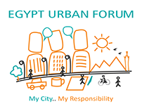 Egyptian Urban Forum (EUF) Branding