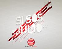 Si sos Julio - Claro Uruguay
