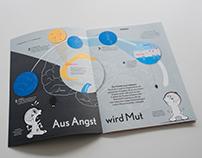 """Haniel Magazine """"enkelfähig""""— Aus Angst wird Mut"""