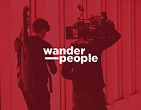 Motion and Rebranding for Wander People