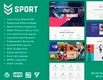 Sport WordPress Theme - iPhone Responsive Sports View