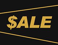$ALE / VENTA Logos for $ale / Logos en venta