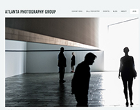 Atlanta Photography Group Website