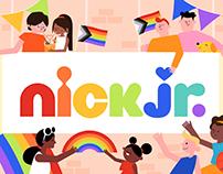 Nick Jr. Pride On Air ID