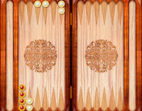 Backgammon skill game design