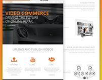 Tv Page - Wordpress Responsive Website