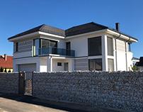 Projekt domu Riwiera