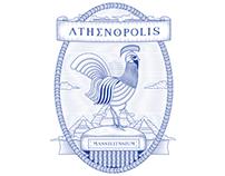 Athenopolis Massiliensium -