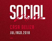 Social Media   Casa Deliza