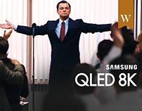 Samsung QLED 8K / Radio / Campaña / 2019