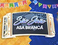 São João - Tv Asa Branca 2018
