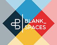 Blank_spaces - Logo&Brand identity