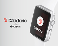 D'Addario Watch Concept (D'Watch)