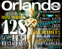 2016 Dining Awards | Orlando Magazine