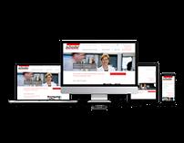 Website für Schoder GmbH, Langen