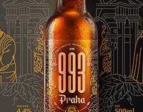 Praha 993 Visual Identity