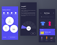 4 Shopping Interaction Collection