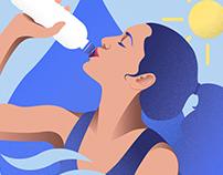 WATPURE - Illustrations