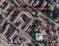 """Città """"Borgo Sole Udineovest"""""""